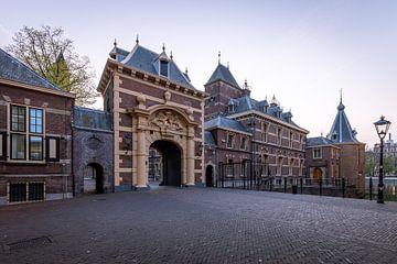 L'entrée du Binnenhof et 'Het Torentje'. sur OCEANVOLTA