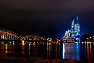 Cologne at night (2)