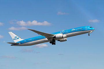 KLM Boeing 787-9 Dreamliner, Reg. PH-BKF van Gert Hilbink