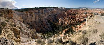Bryce Canyon Panoramic view