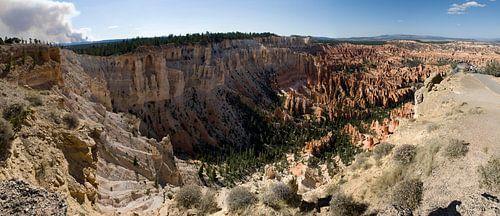 Bryce Canyon Panoramic view van