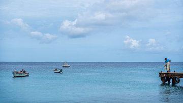Playa Grandi, Curaçao von Bart De Brabander