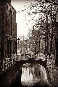 Oude Kerk Delft, Pays-Bas