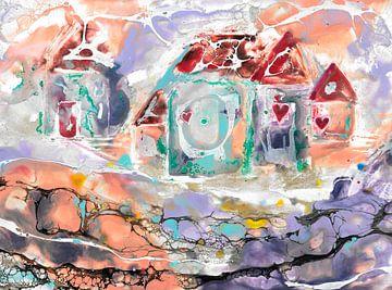 Home is where the heart is van Christa Kerbusch
