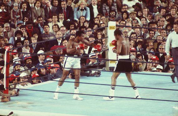 Ali vs Ken Norton kleur