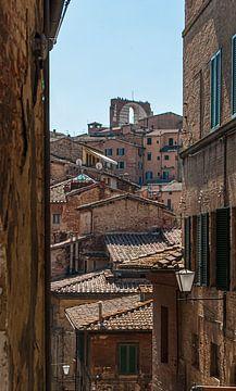 Sienna Italie van Marcel de Bont