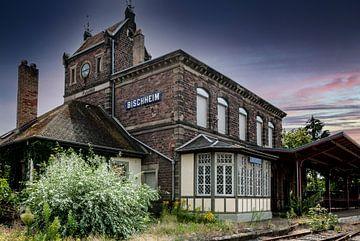 Oud Station Bischheim van Cindy Schipper
