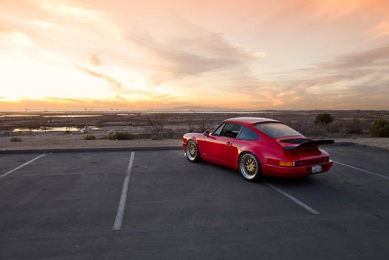 BBI-Autosportprojekt Fieser Porsche 911