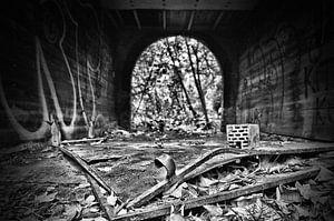 Tunnel 2 von Taco Bijlsma