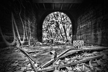 Tunnel 2 van Taco Bijlsma