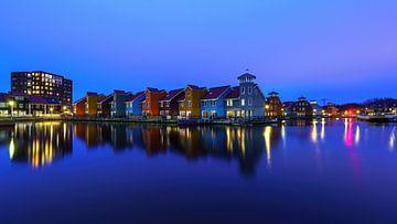 Reitdiep haven Groningen 8. van Marcel Kieffer