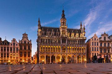 Grand Place, Brussels sur Gunter Kirsch