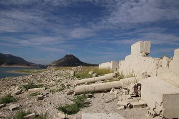 Resten Romeinse olijfmolen