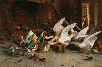 Eine Katastrophe, Gaetano Chierici