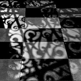 Parijse reflectie van Rob van der Pijll