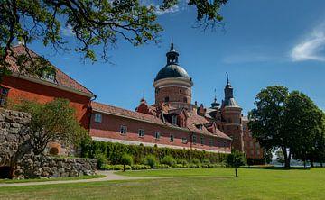 Gripsholm Kasteel, Mariefred, Zweden van Adelheid Smitt