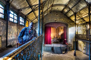 Oud theater von Ron van Ewijk