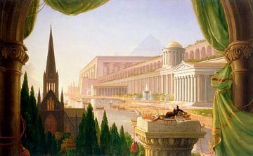 Architektentraum, Thomas Cole