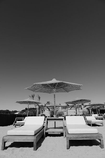 Byblos Beach ramatuelle van Tom Vandenhende