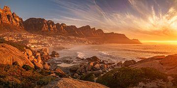 Camps Bay Südafrika von Achim Thomae