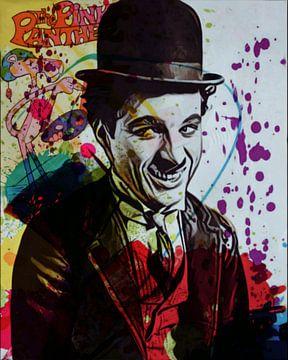 Charlie Chaplin by Felix von Altersheim von Felix von Altersheim