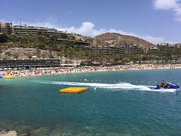 Anifi Beach Gran Canaria van Over Gran Canaria