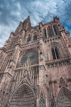 Notre-Dame de Strasbourg von Sonny Vermeer