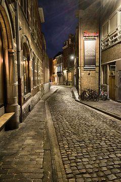 Steegje in Leuven