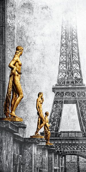 Femmes de Paris van Joachim G. Pinkawa
