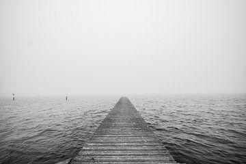 Valkenburgse meer. sur Jordy Kortekaas