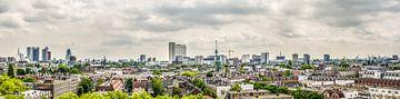 Skyline Rotterdam von Patrick Herzberg