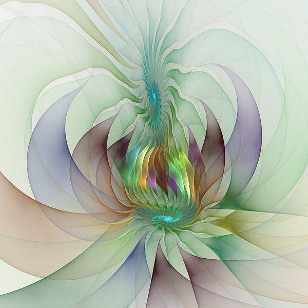 Fraktal Formen der Fantasie von gabiw Art