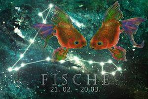 Tierkreiszeichen - Fische