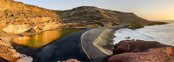 El Lago Verde van Heinz Grates