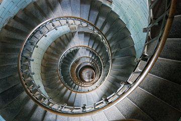 Im Leuchtturm von Ploumanac'h von Joachim G. Pinkawa
