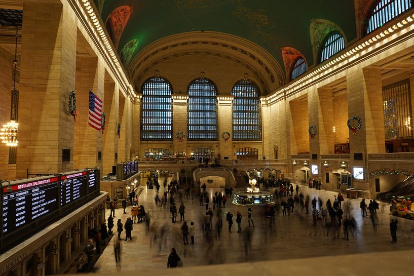 Grand Central Terminal, New York City, Vereinigte Staaten von Joost Jongeneel