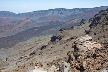 Haleakalā Krater (Maui / Hawaii) van Thomas Bugdoll