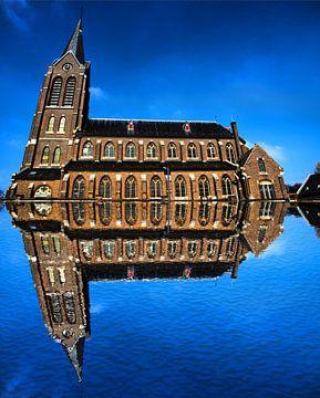Sint Petrus en Pauluskerk Maastricht van Jennifer Hendriks