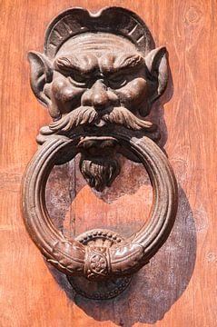 Toscaanse deurknop van Peter Baier