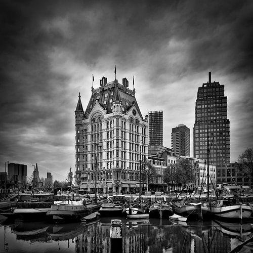 Oude Haven Rotterdam (vierkant) van