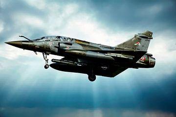 Dassault Mirage 2000 van Gert Hilbink