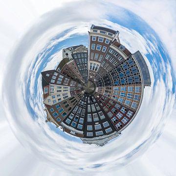Amsterdam, planeet compositie van