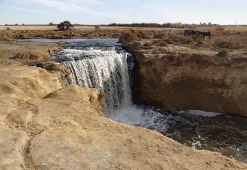 Wadi Elrayan Watervallen van Achim Prill