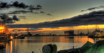 Skyline Marinebedrijf van Klaas Heiligenberg