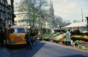 Blumenmarkt von Jaap Ros