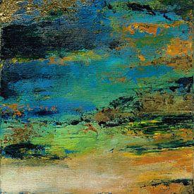 Abstracte samenstelling 957 van Angel Estevez