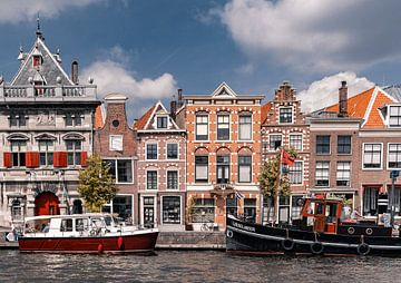 Haarlem an der Spaarne von Michael Fousert