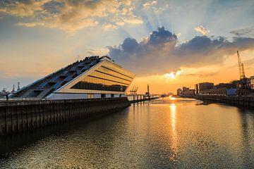 Hamburg Dockland van Ursula Reins