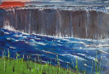 Die Wand von Susanne A. Pasquay