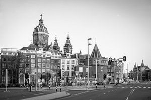 Prins Hendrikkade van